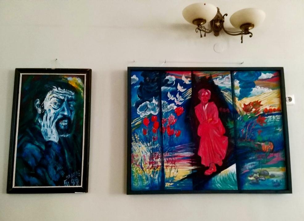 21 сентября в драмтеатре откроется выставка «Портреты эпохи» Израила Гершбурга