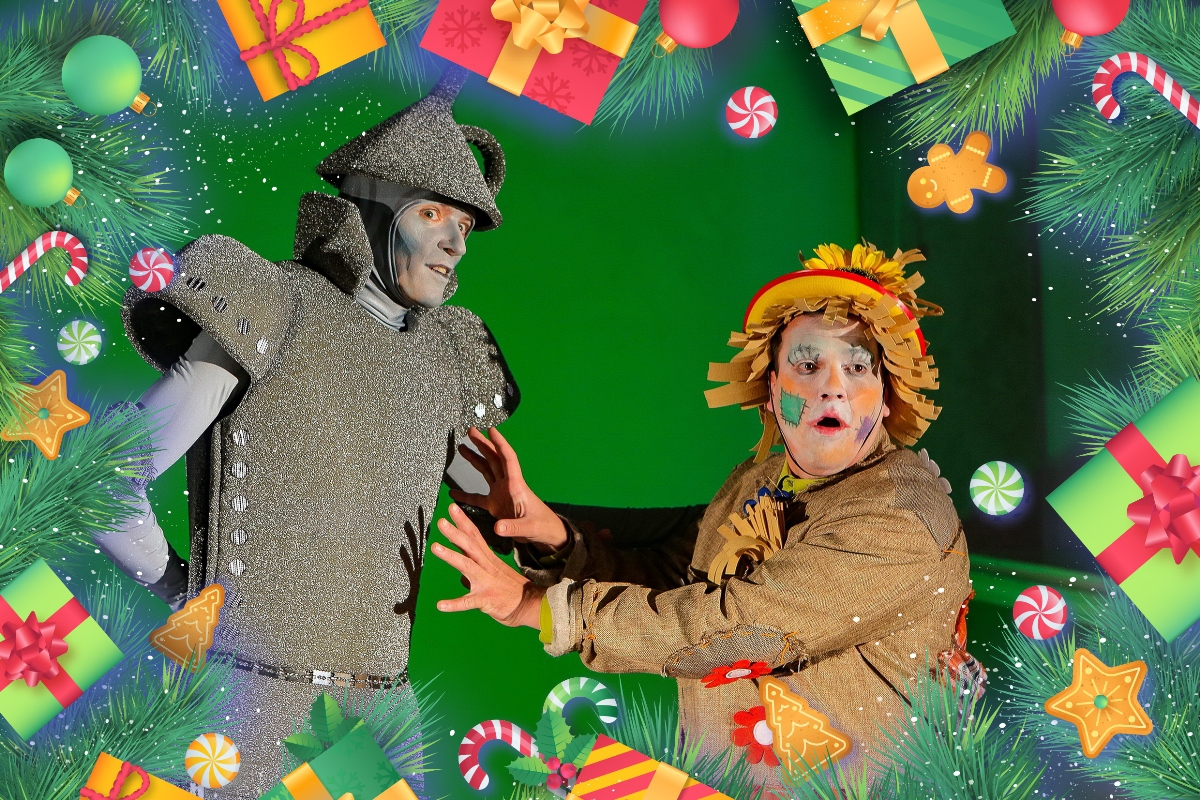 Под Новый год в драмтеатре найдут «Изумрудный город»