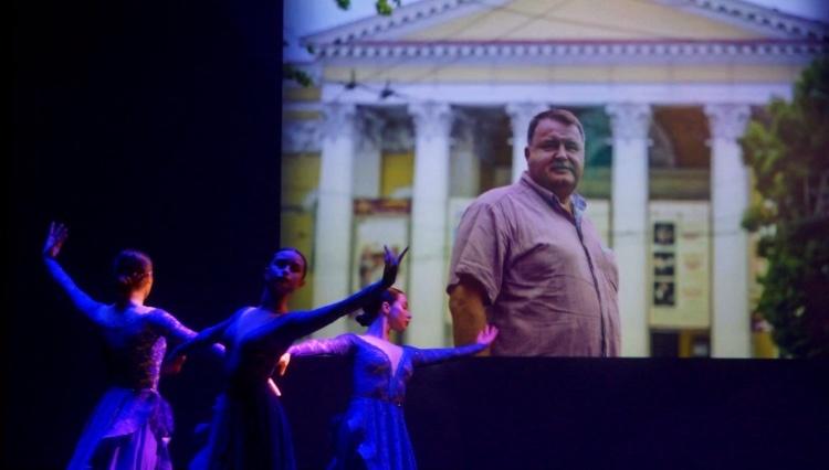 Ежегодный конкурс сценического мастерства «Свое лицо» назван именем Михаила Андреева