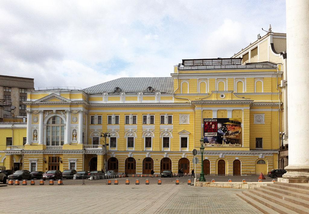 Впервые в Калининград приедет Российский академический Молодежный театр