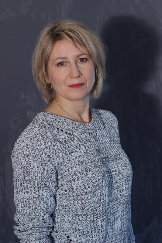 Терещенко Марина Викторовна. Гримёрно-пастижёрный цех →