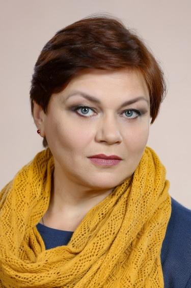 Астафьева Ольга Петровна